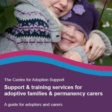Centre for Adoption Support Guide for Families & Professionals