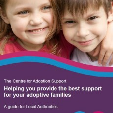 Centre for Adoption Support Guide for Local Authorities