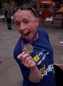 Sarah run 2