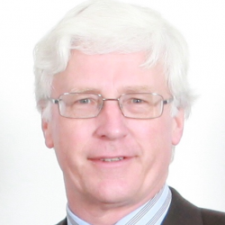 Professor David Cracknell OBE   Vice-Chair