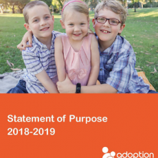 Statement of Purpose 2018-19
