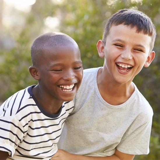 Laughing Kids