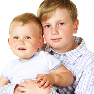 Barney and Mason – Aged 6 and 3