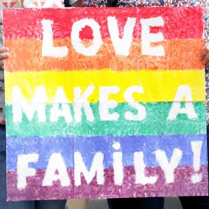 LGBTQ+ Adoption & Fostering Week