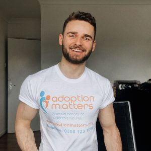 Fundraiser runs 450km in a single month for Adoption Matters